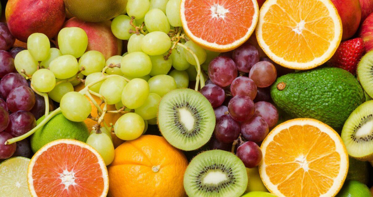 trái cây chín
