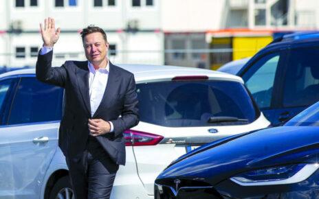CEO Elon Musk muốn đưa NSX ô tô điện Tesla dẫn đầu trong lĩnh vực AI