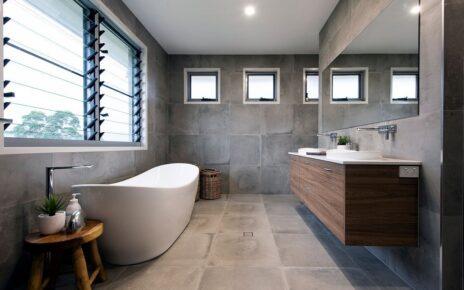 Cách trang trí và thiết kế phòng tắm ngập tràn hơi thở thiên bạn nên biết