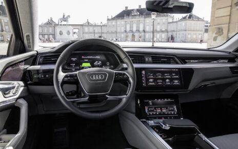 Công nghệ màn hình hiển thị Audi mới