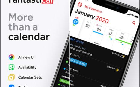 Điểm danh những ứng dụng lịch tốt nhất cho iphone