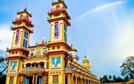 Khám phá vẻ đẹp tiên cảnh say đắm lòng người của Tây Ninh