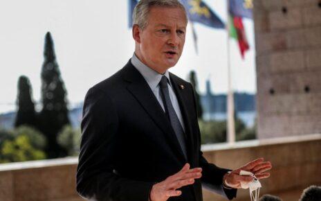 Pháp, Đức mong thỏa thuận đột phá về thuế doanh nghiệp toàn cầu