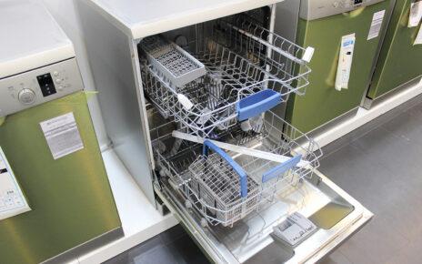 Phụ kiện đi kèm máy rửa bát