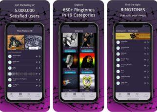 Top những ứng dụng nhạc chuông miễn phí cho iphone 2021