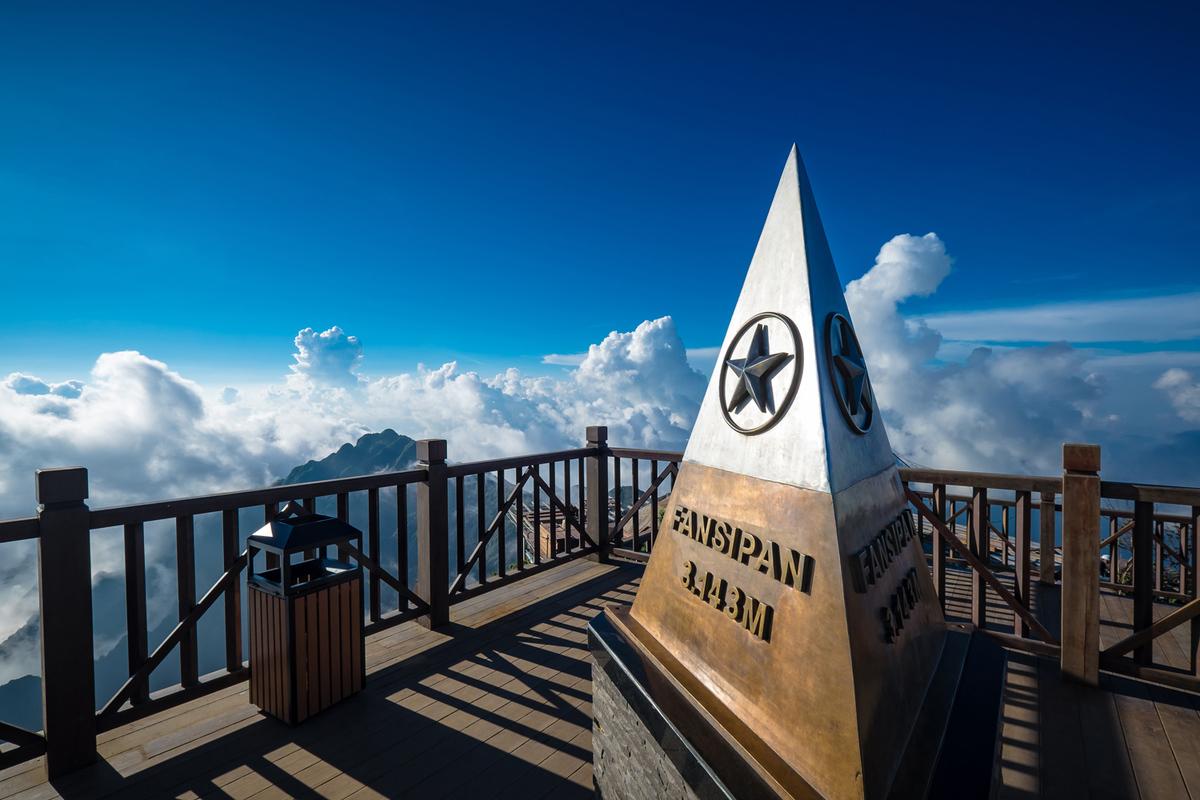 Đỉnh núi Phan Si Păng