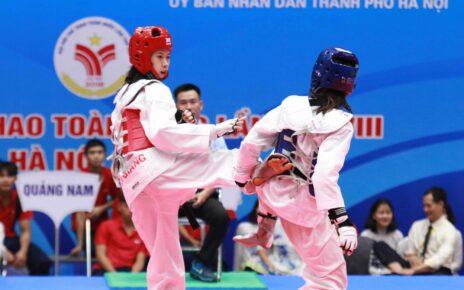 Võ sĩ Trương Thị Kim Tuyền dành tấm vé tham dự Olympic Tokyo 2020